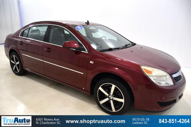 Pre-Owned 2008 Saturn Aura 4dr Sdn XE