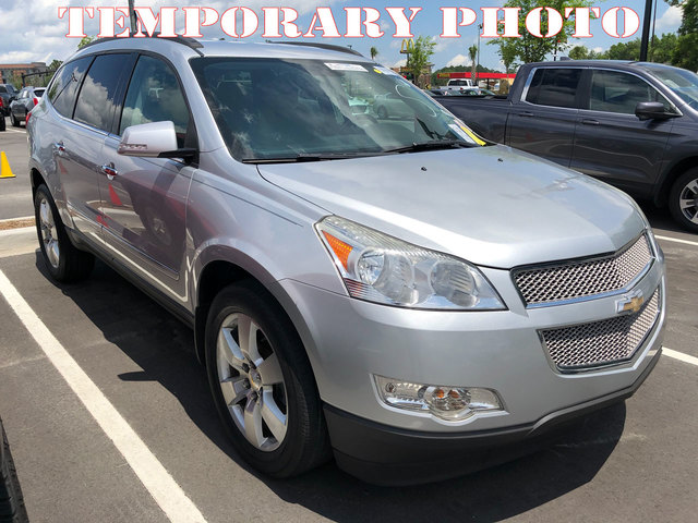 Pre-Owned 2011 Chevrolet Traverse FWD 4dr LTZ