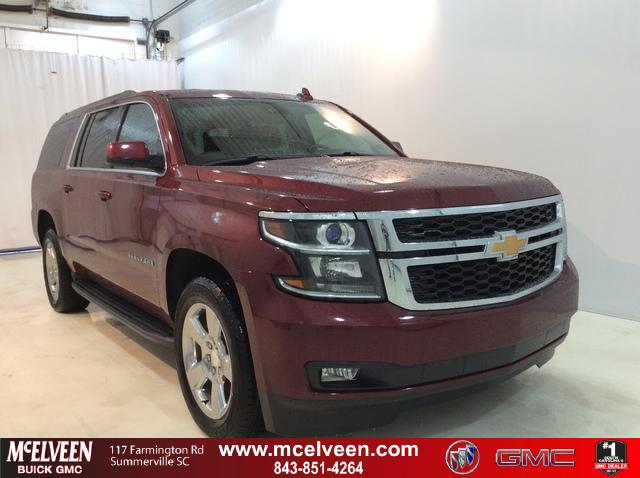 Pre-Owned 2017 Chevrolet Suburban 2WD 4dr 1500 LT