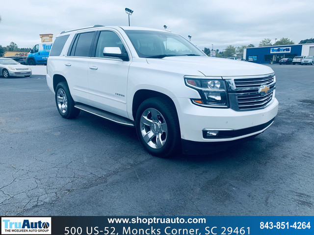 Pre-Owned 2016 Chevrolet Tahoe 4WD 4dr LTZ