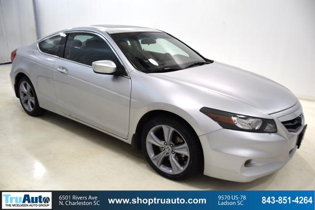 Pre-Owned 2011 Honda Accord 2dr V6 Auto EX-L