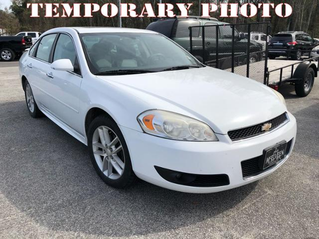 Pre-Owned 2013 Chevrolet Impala 4dr Sdn LTZ