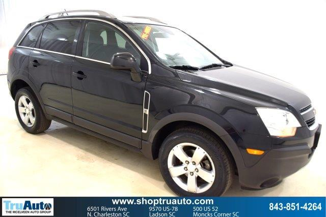 Pre-Owned 2012 Chevrolet Captiva Sport Fleet FWD 4dr LS w/2LS