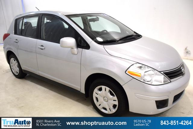 Pre Owned 2012 Nissan Versa 5dr Hb Auto 18 S 4dr Car Near