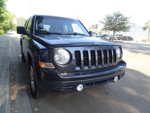 Pre-Owned 2014 Jeep Patriot FWD 4dr Sport