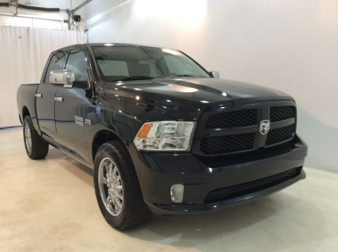 Pre-Owned 2015 Ram 1500 2WD Crew Cab 140.5 Express
