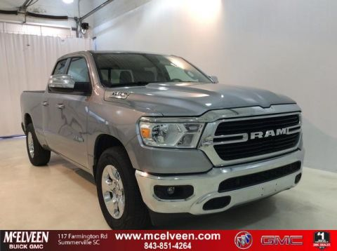 Pre-Owned 2019 Ram 1500 Big Horn/Lone Star 4x2 Quad Cab 6'4