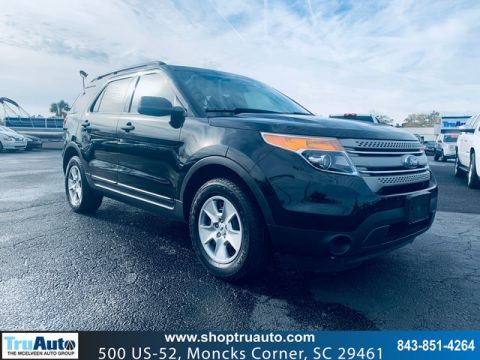 Pre-Owned 2012 Ford Explorer 4WD 4dr Base