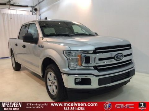 Pre-Owned 2019 Ford F-150 XLT 2WD SuperCrew 6.5' Box