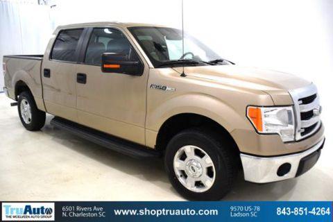 Pre-Owned 2014 Ford F-150 2WD SuperCrew 145 XL