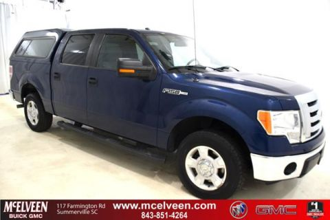 Pre-Owned 2012 Ford F-150 2WD SuperCrew 145 XLT