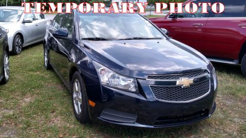 Pre-Owned 2011 Chevrolet Cruze 4dr Sdn LT w/2LT