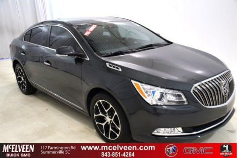 Pre-Owned 2016 Buick LaCrosse 4dr Sdn Sport Touring FWD