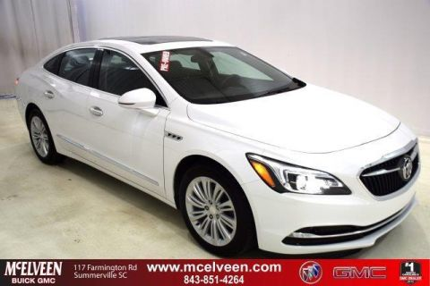Pre-Owned 2018 Buick LaCrosse 4dr Sdn Essence FWD