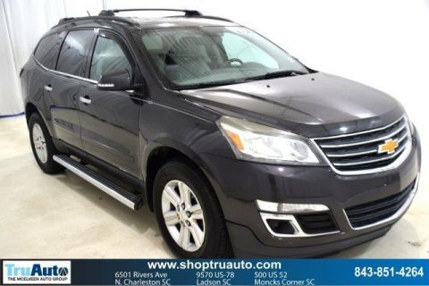 Pre-Owned 2013 Chevrolet Traverse FWD 4dr LT w/2LT