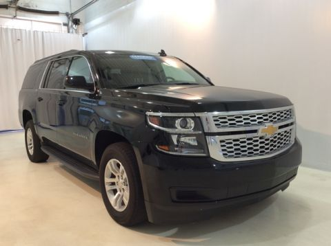 Pre-Owned 2018 Chevrolet Suburban 2WD 4dr 1500 LT