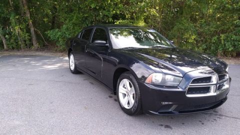 Pre-Owned 2012 Dodge Charger 4dr Sdn SE RWD