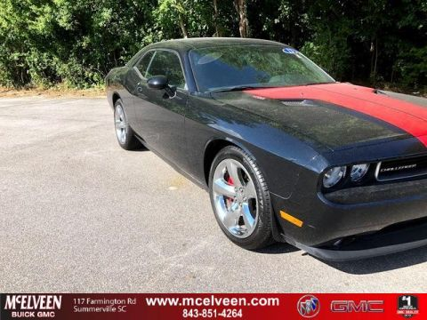 Pre-Owned 2013 Dodge Challenger 2dr Cpe R/T