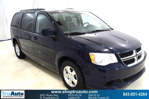 Pre-Owned 2013 Dodge Grand Caravan 4dr Wgn SXT
