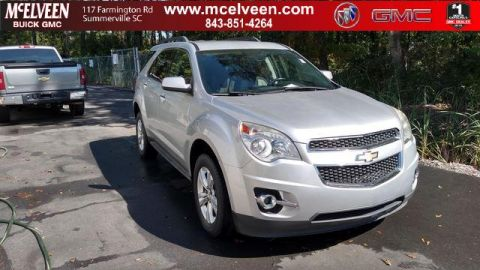 Pre-Owned 2013 Chevrolet Equinox AWD 4dr LT w/2LT