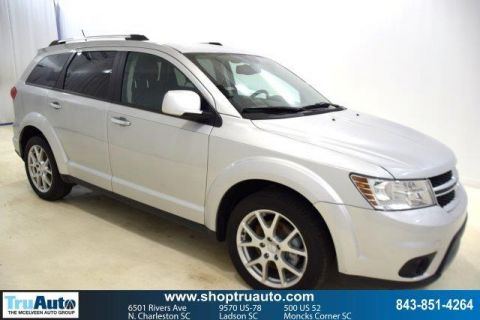 Pre-Owned 2014 Dodge Journey FWD 4dr Limited