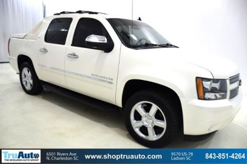 Pre-Owned 2012 Chevrolet Avalanche 4WD Crew Cab LTZ