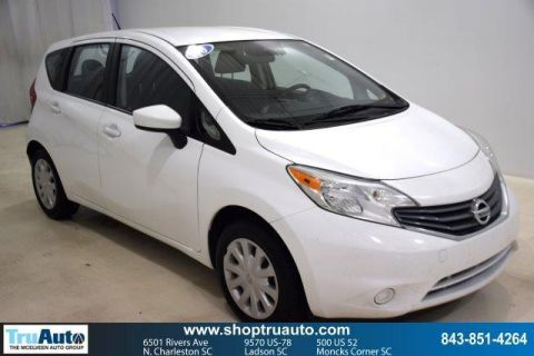 Pre-Owned 2016 Nissan Versa Note 5dr HB CVT 1.6 S Plus