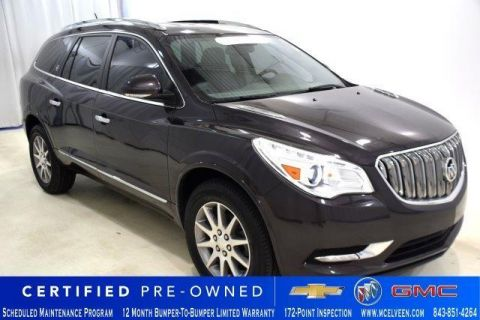 Certified Pre-Owned 2016 Buick Enclave FWD 4dr Convenience