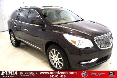 Pre-Owned 2016 Buick Enclave FWD 4dr Leather