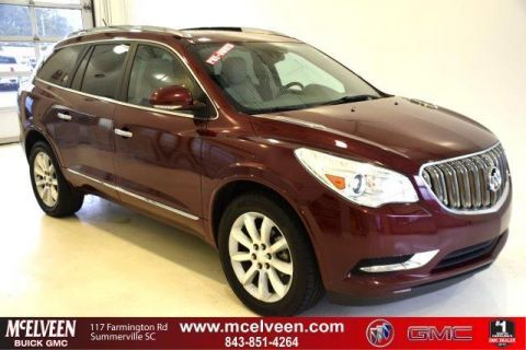 Pre-Owned 2015 Buick Enclave FWD 4dr Premium