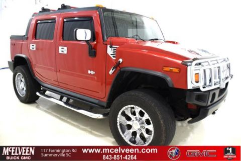 Pre-Owned 2005 HUMMER H2 4dr Wgn SUT