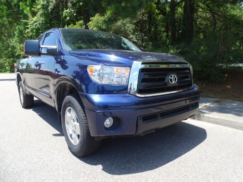 Pre-Owned 2012 Toyota Tundra 4WD Double Cab 4.6L V8 6-Spd AT