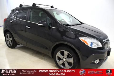 Pre-Owned 2014 Buick Encore FWD 4dr Convenience