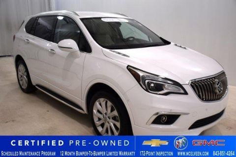 Certified Pre-Owned 2016 Buick Envision AWD 4dr Premium II